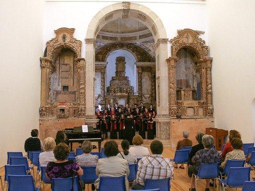 CONCERTO CORAL, pelo EVA – Ensemble Vocal Aura
