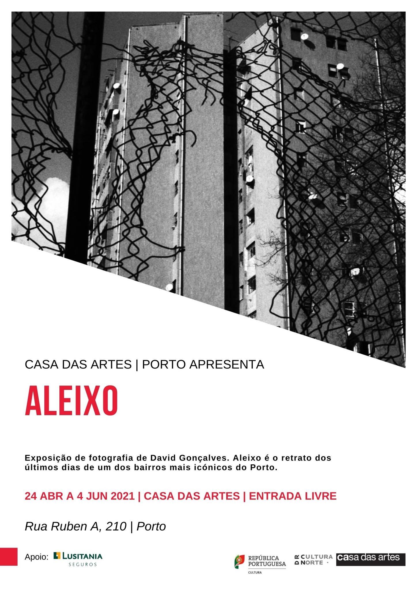 «Aleixo» - Exposição de Fotografia_INAUGURAÇÃO
