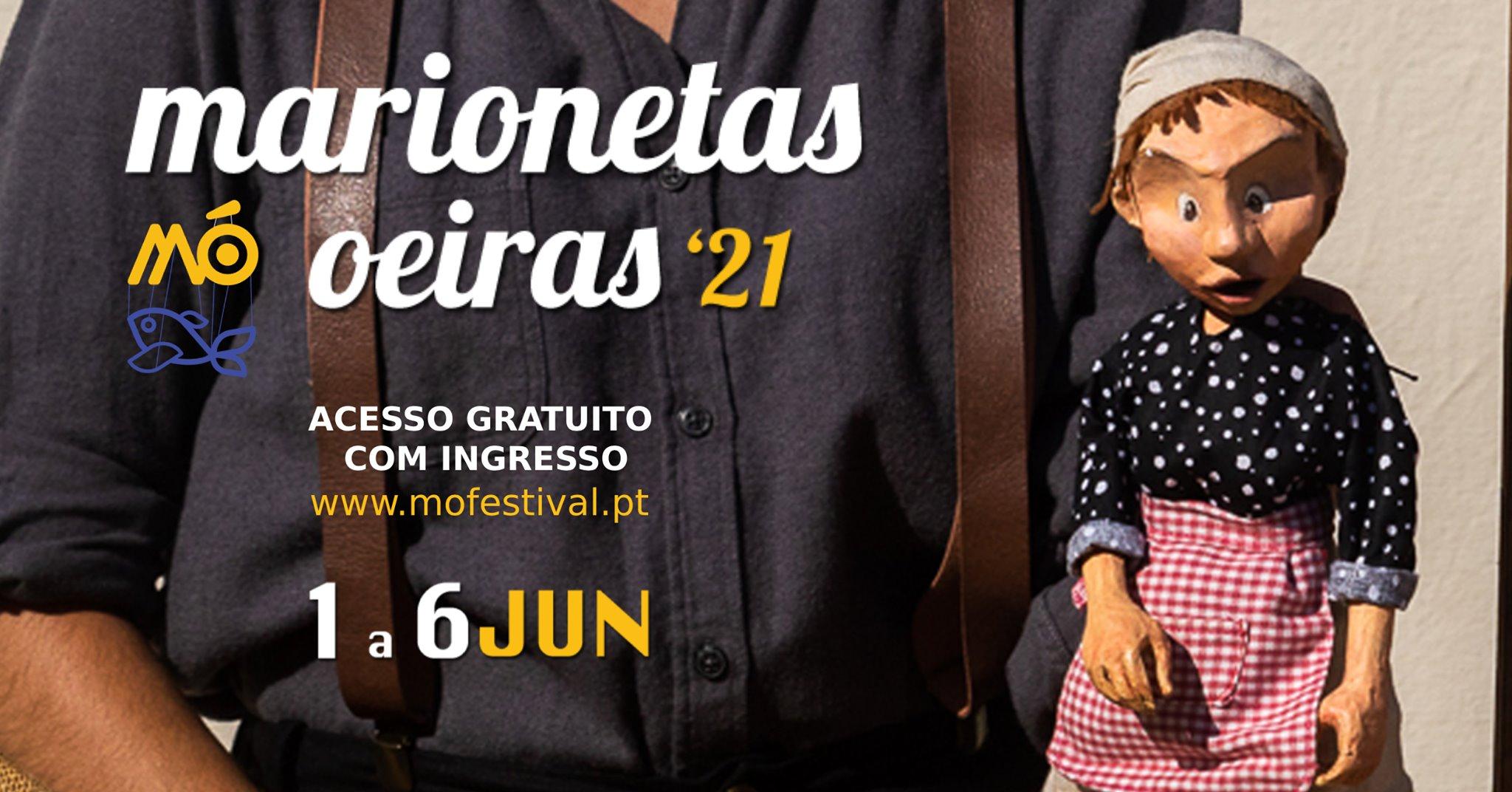 6ª Edição do MÓ - Festival de Marionetas de Oeiras