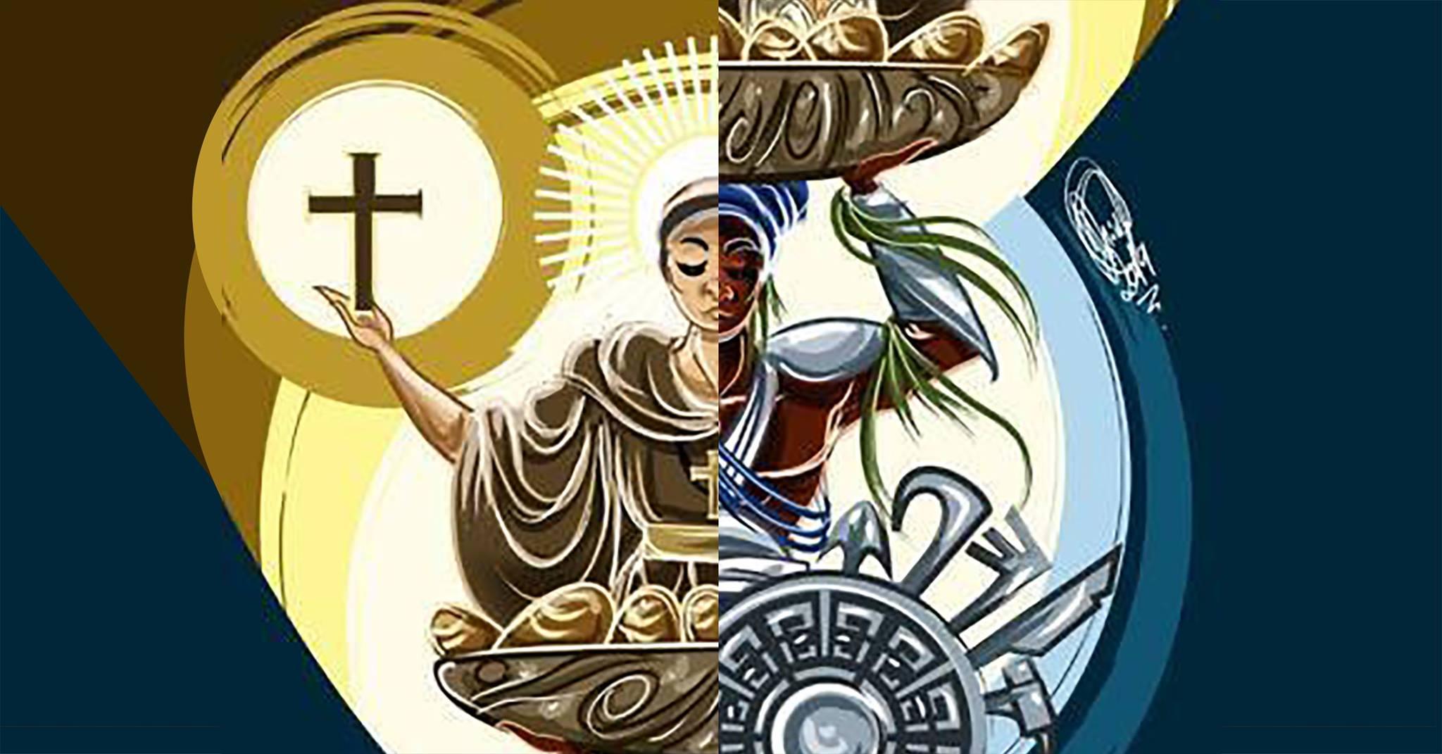 Palestra Sincretismo Religioso: Santos & Orixás