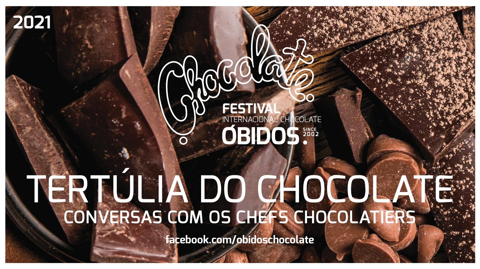 TERTÚLIA DO CHOCOLATE - Conversas com as Chefs Chocolatiers Céu Carvalho e Natália Marinho