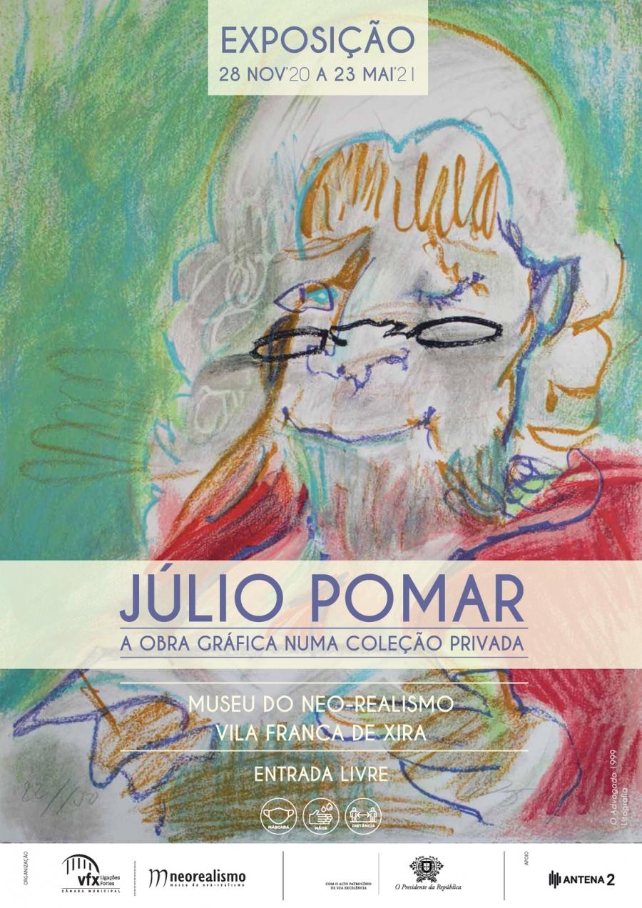 Júlio Pomar – A Obra Gráfica numa Coleção Privada