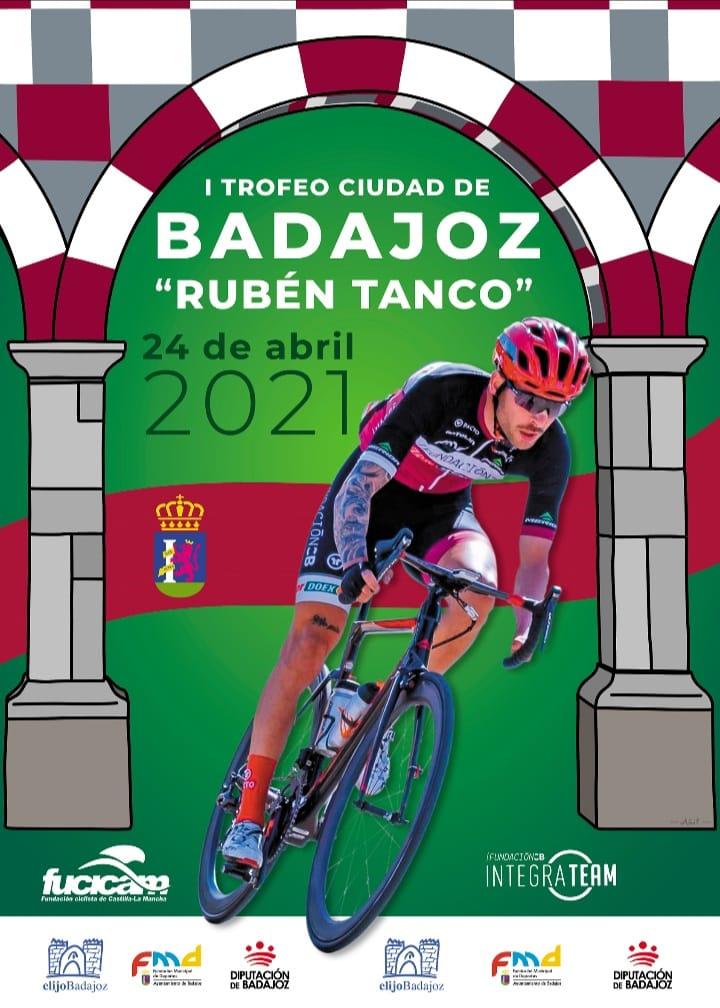 I TROFEO CIUDAD DE BADAJOZ RUBEN TANCO