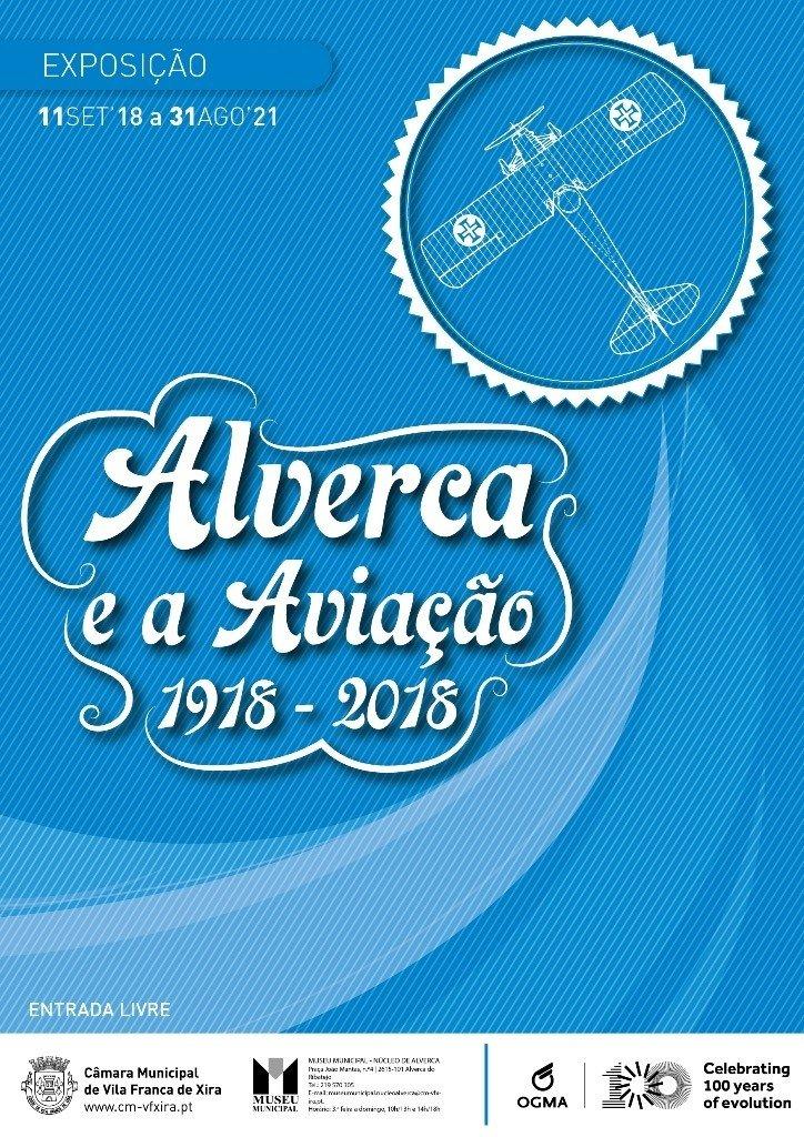 """""""Alverca e a Aviação: 1918-2018"""" – mostra assinala 100 anos das OGMA"""