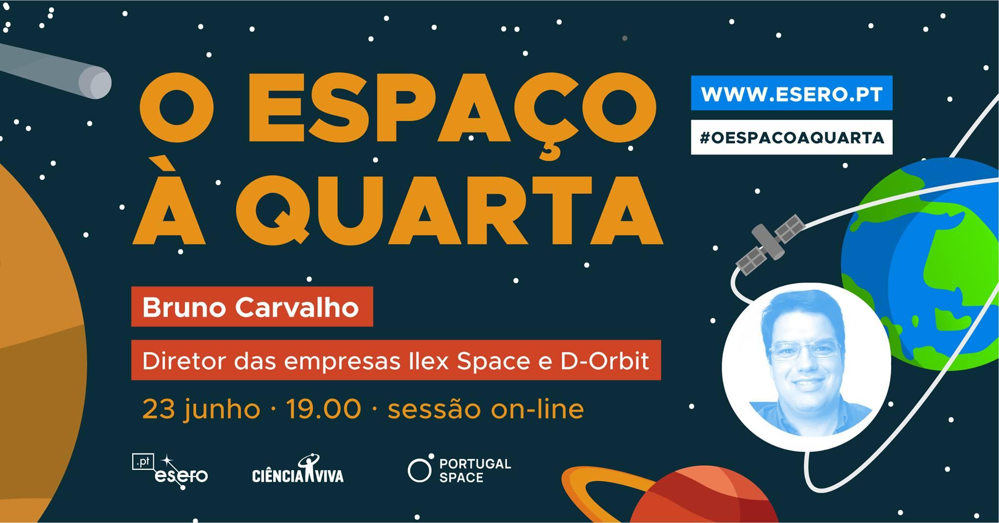 Espaço à Quarta com Bruno Carvalho