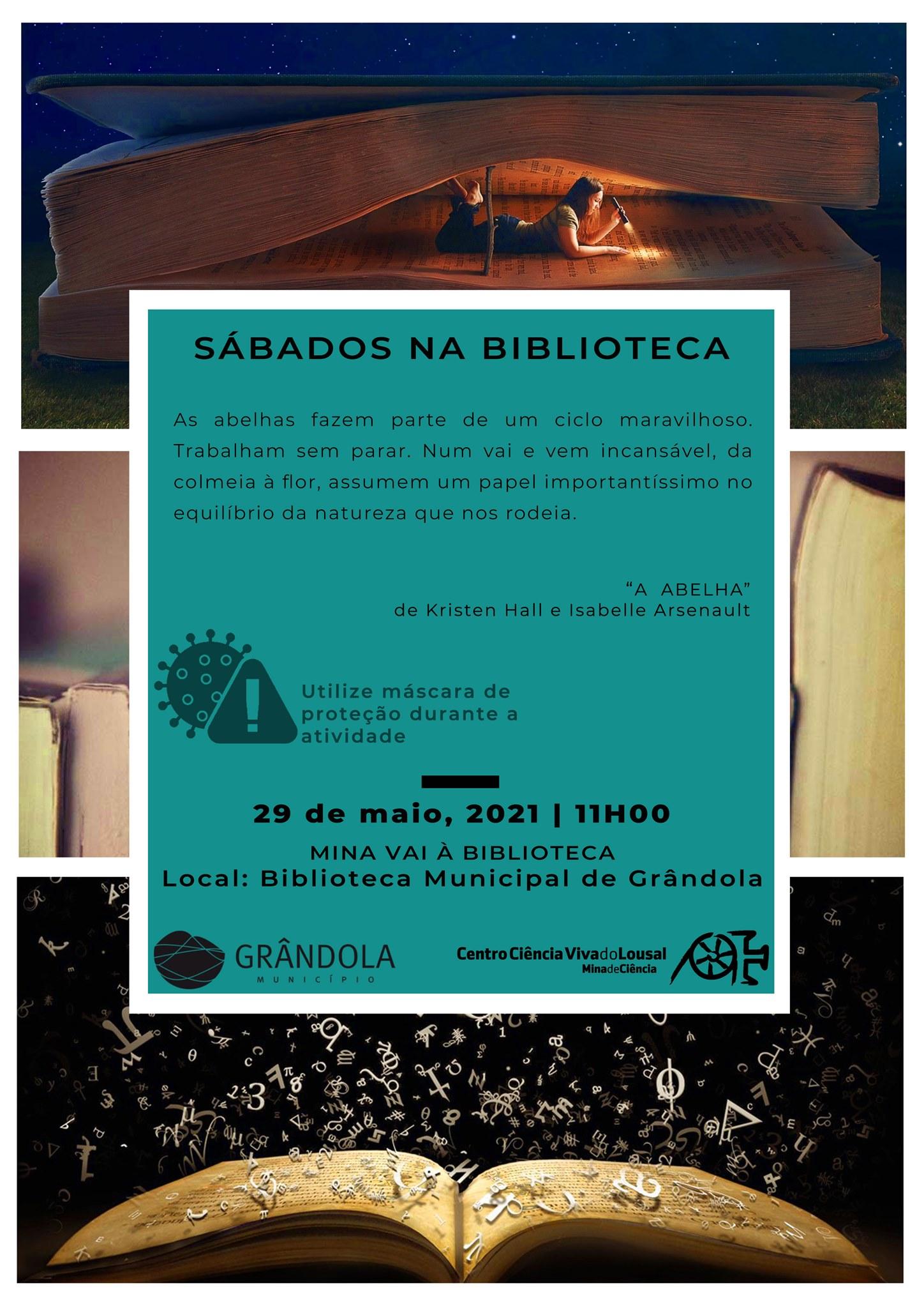 Sábados na Biblioteca de Grândola