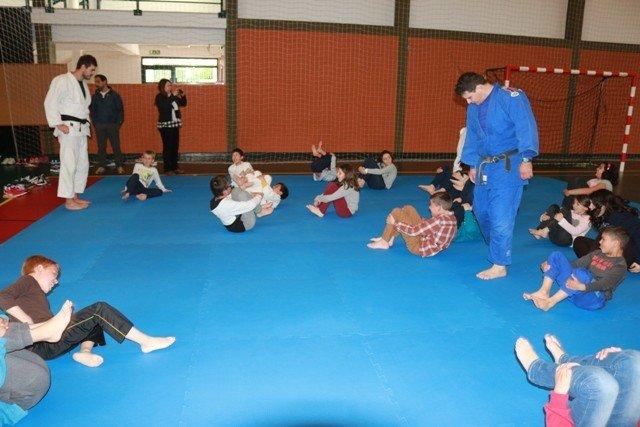 Judo na Escola