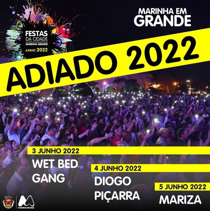 FESTAS DA CIDADE 2022