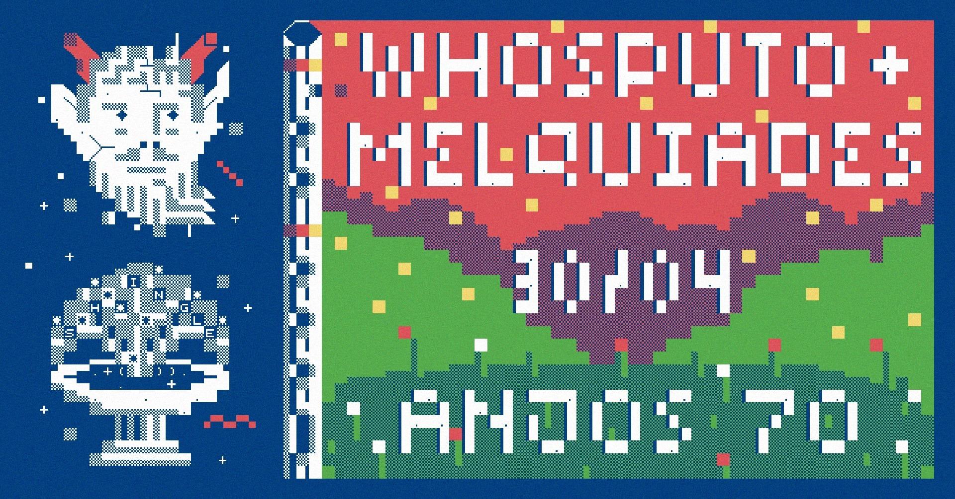 WHOSPUTO + MELQUIADES @ NÚCLEO A70