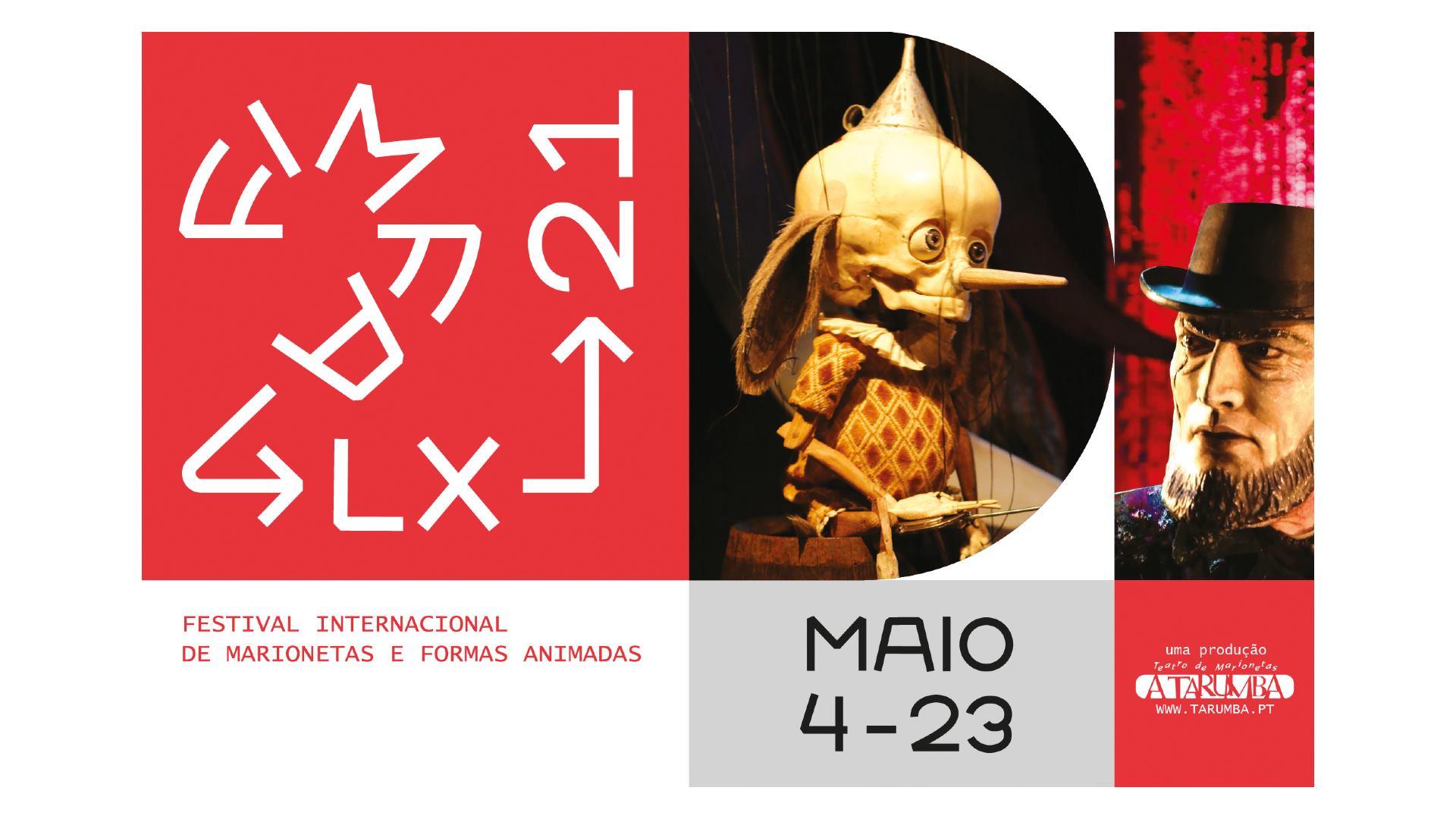 FIMFA Lx21 - Festival Internacional de Marionetas e Formas Animadas