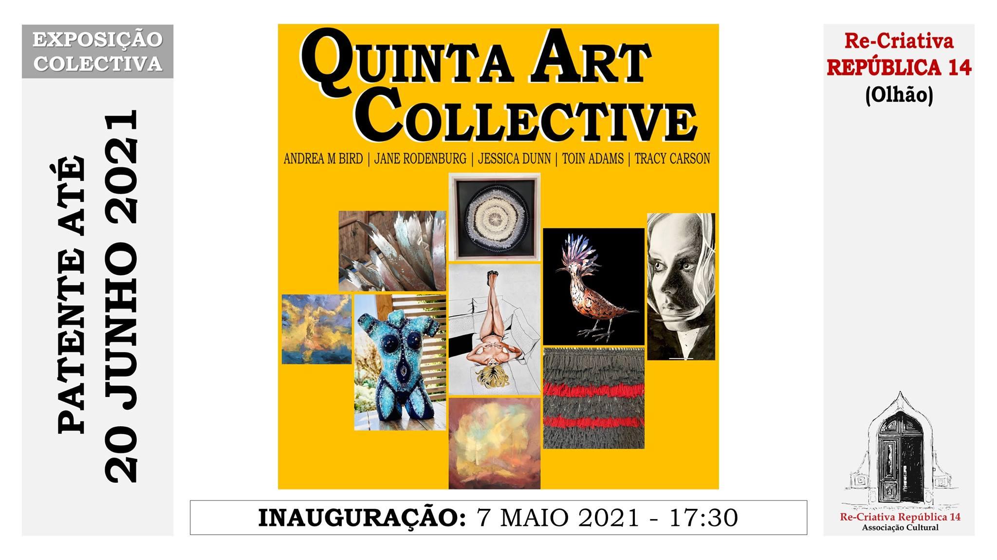 Quinta Art Collective - Exhibition