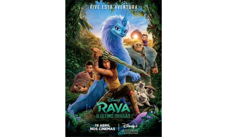 Raya e o Último Dragão (V.P.)