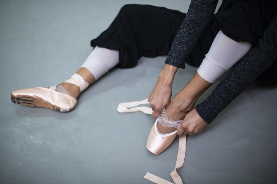Master Class de Técnica de Dança Clássica | Companhia Nacional de Bailado