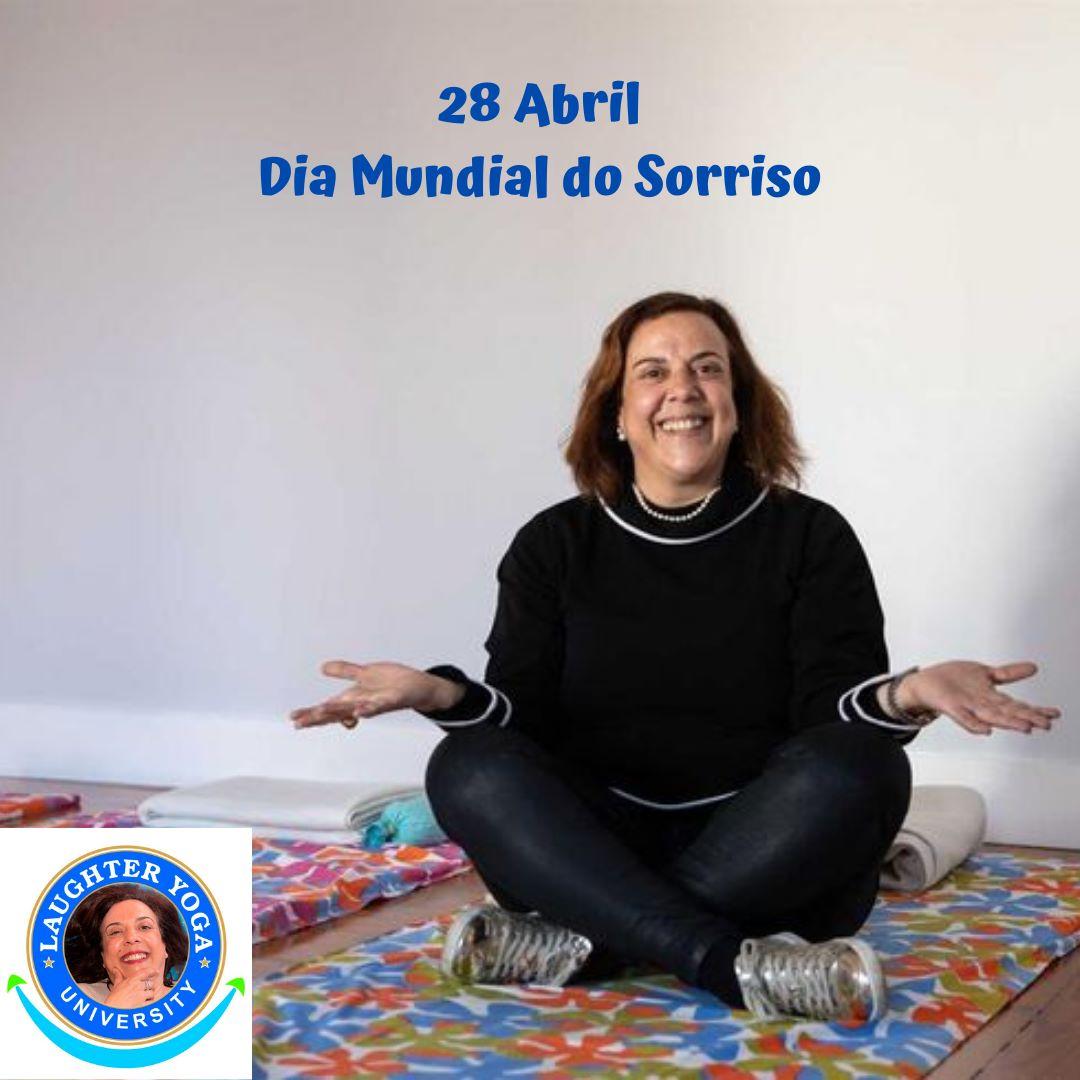 Dia Mundial do Sorriso - Sessão de Riso