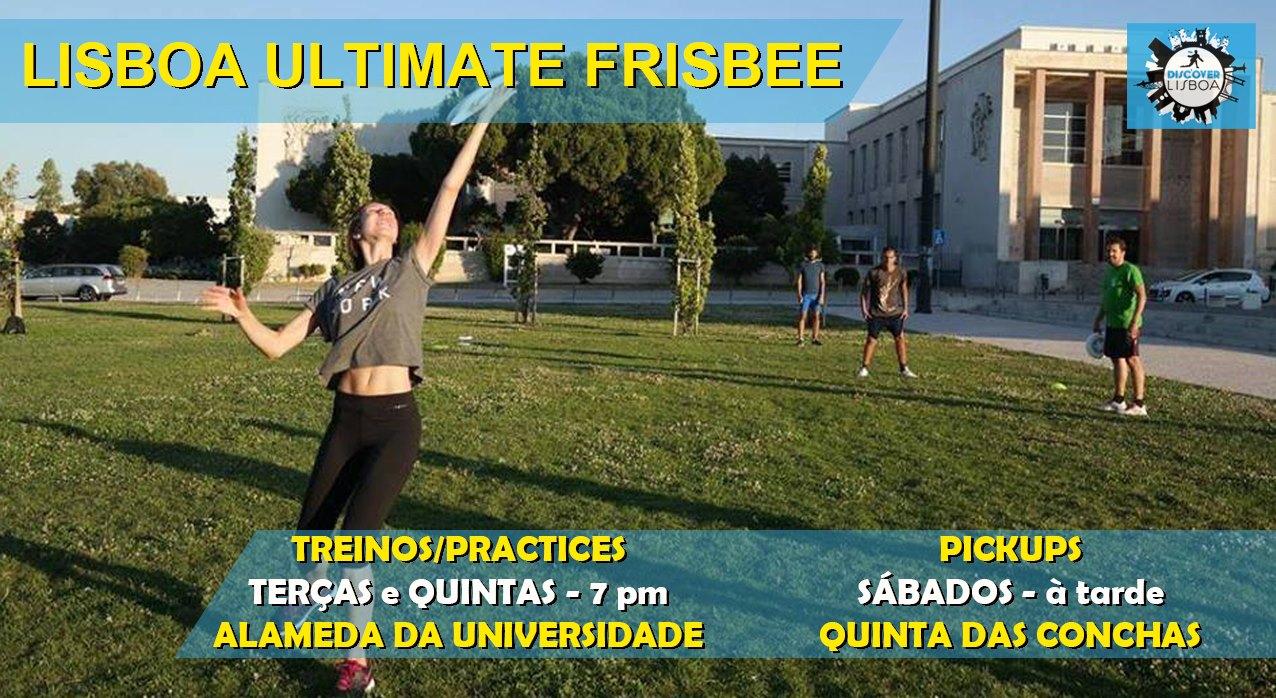 Lisbon Ultimate Frisbee Training - 6 (2021)