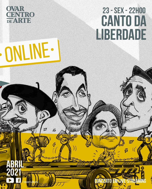 Canto da Liberdade_CAO online