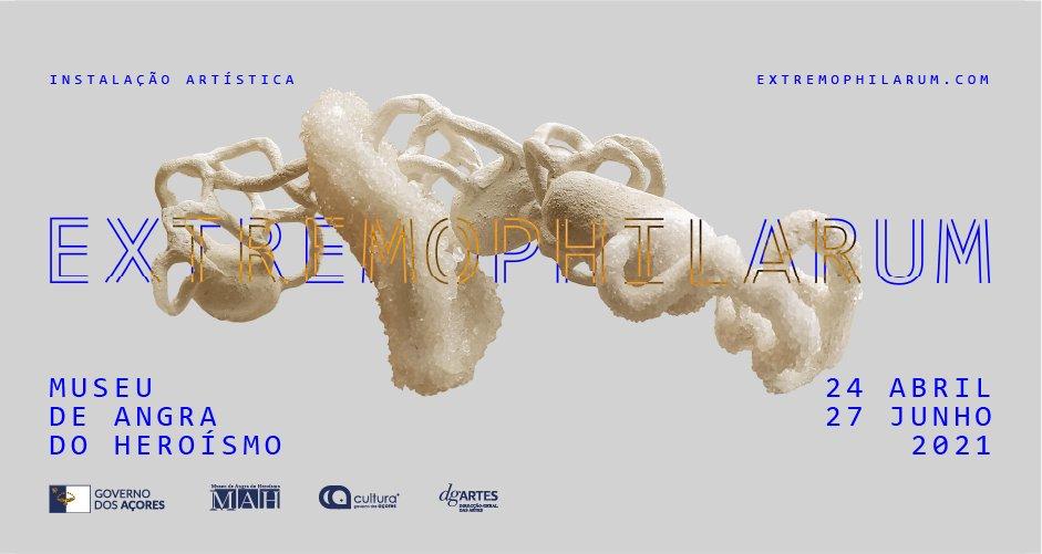 Extremophilarum | Inauguração da Instalação de Catarina Nunes e Mariana Ramos