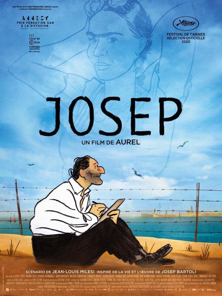 Cine Filmoteca: «Josep»