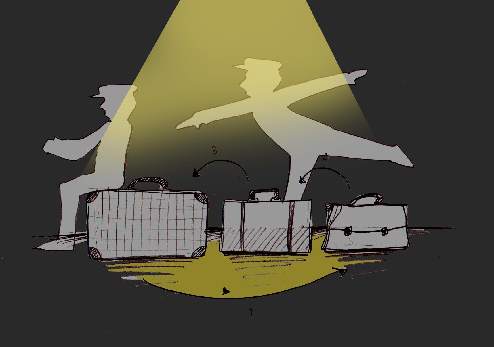 'Confiando (Confinado)'   Fio D'Azeite - Marionetas do Chão de Oliva