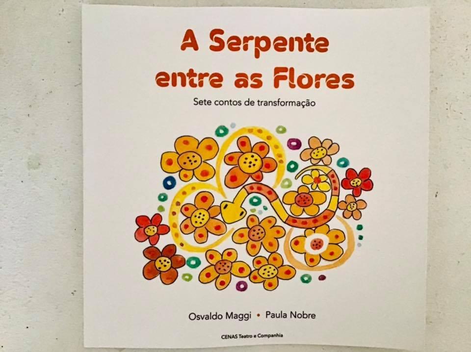 """Lançamento do livro """"A Serpente entre as flores"""" Osvaldo Maggi"""