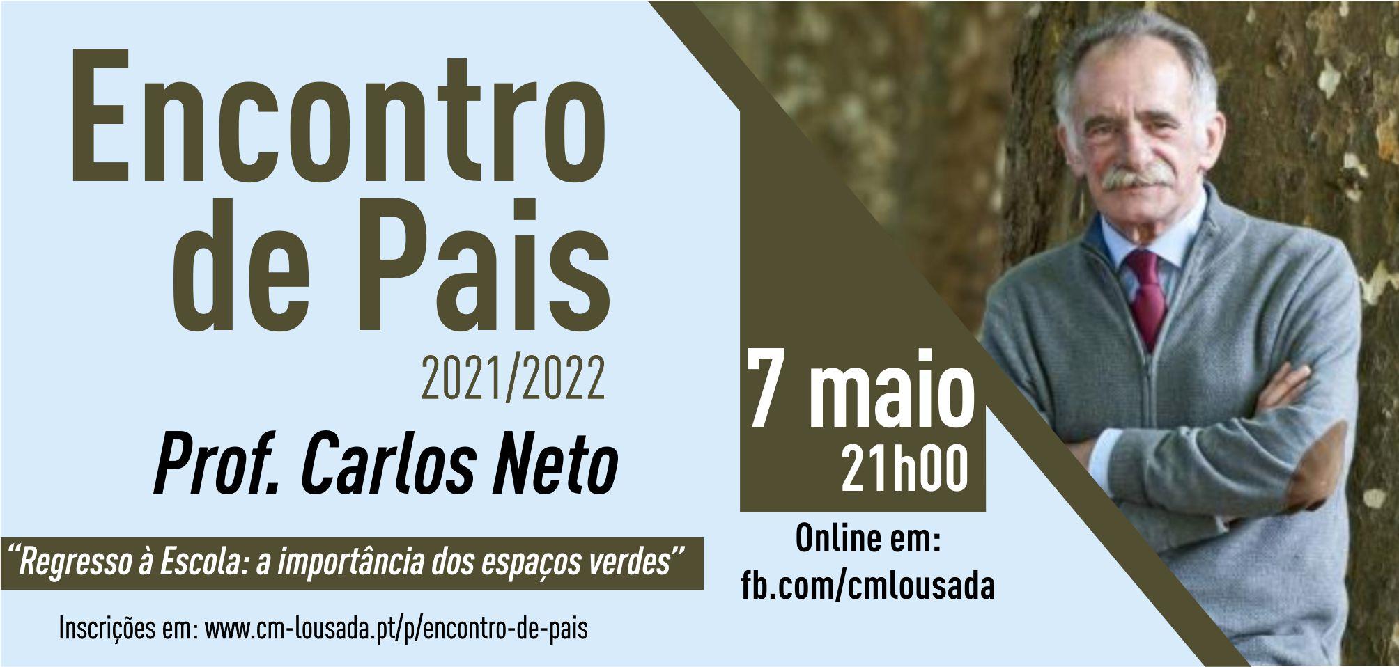 Encontro de Pais - Carlos Neto
