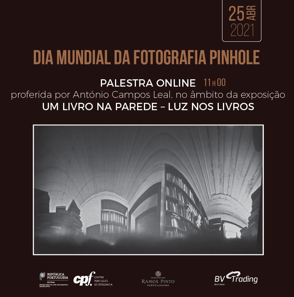 Palestra Online 'Um Livro na Parede - Luz nos Livros'