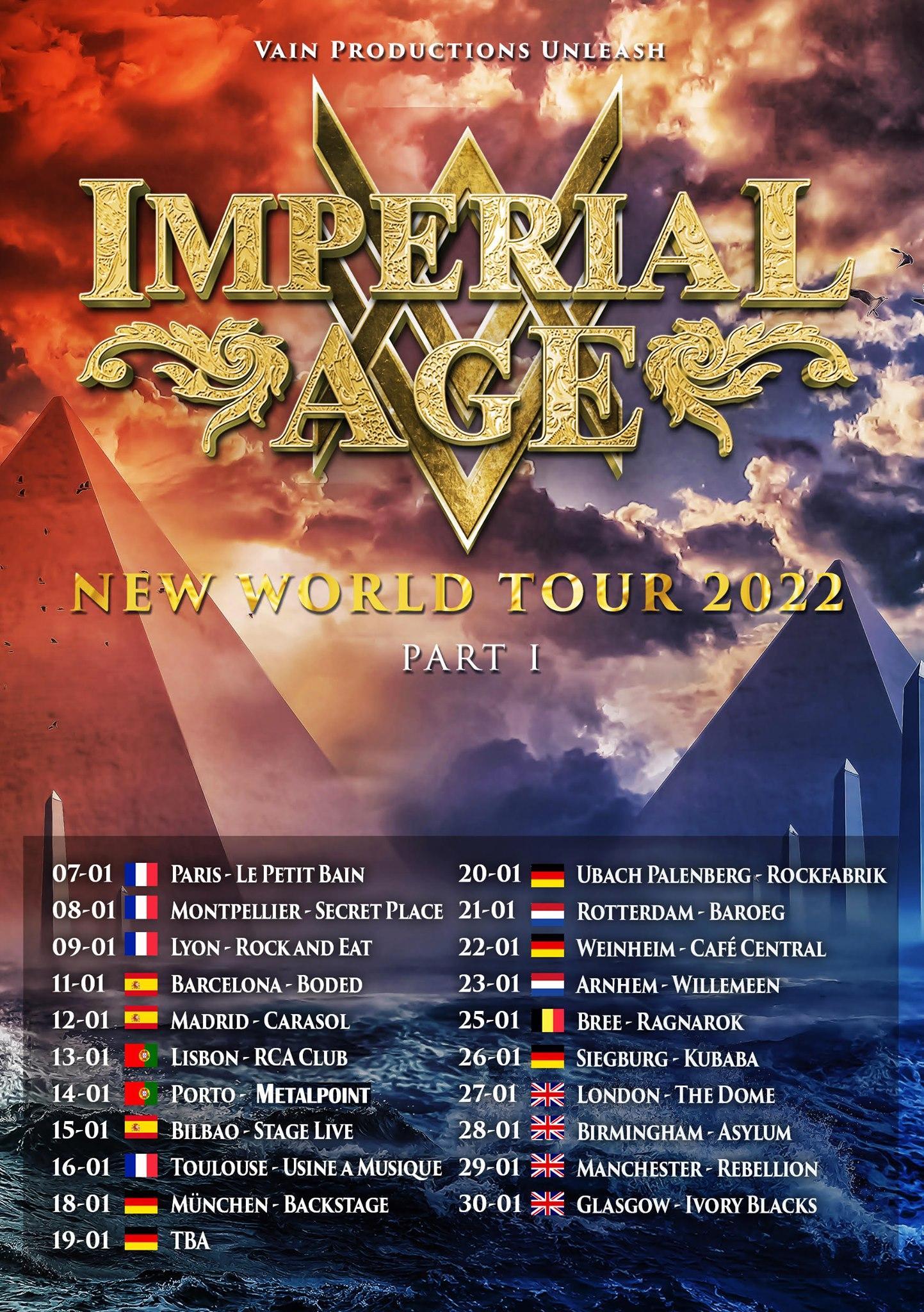 IMPERIAL AGE - Lisboa RCA Club
