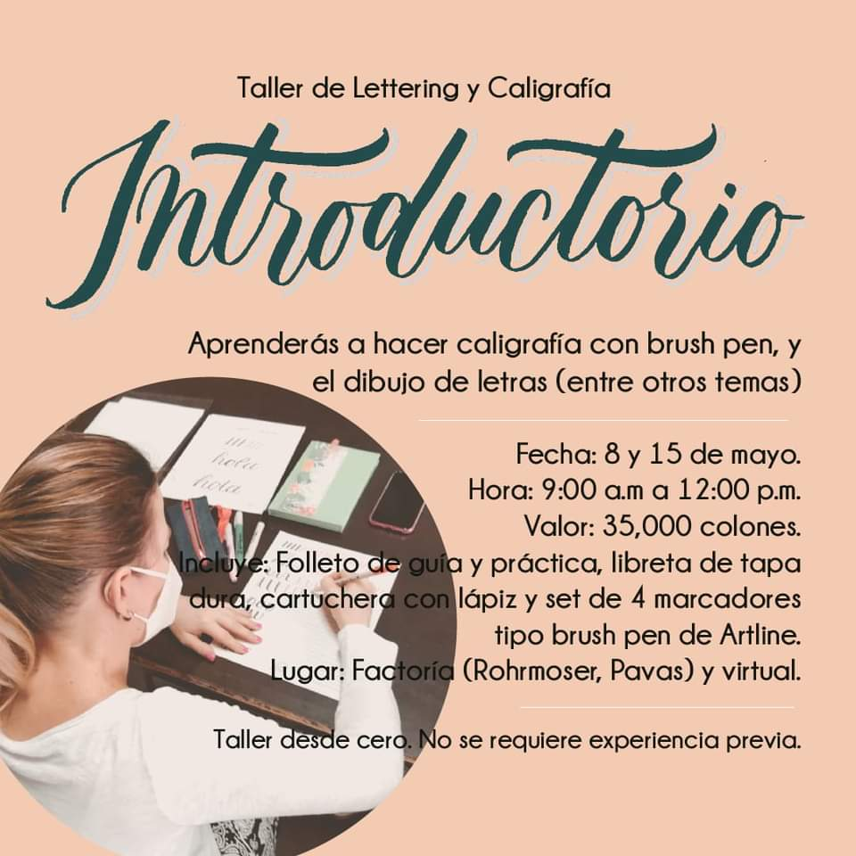 Lettering Introductorio