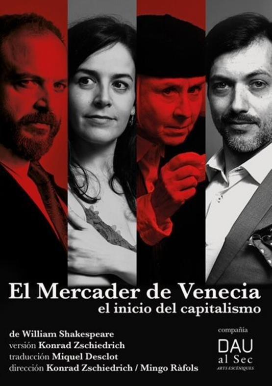 EL MERCADER DE VENECIA, el inicio del capitalismo