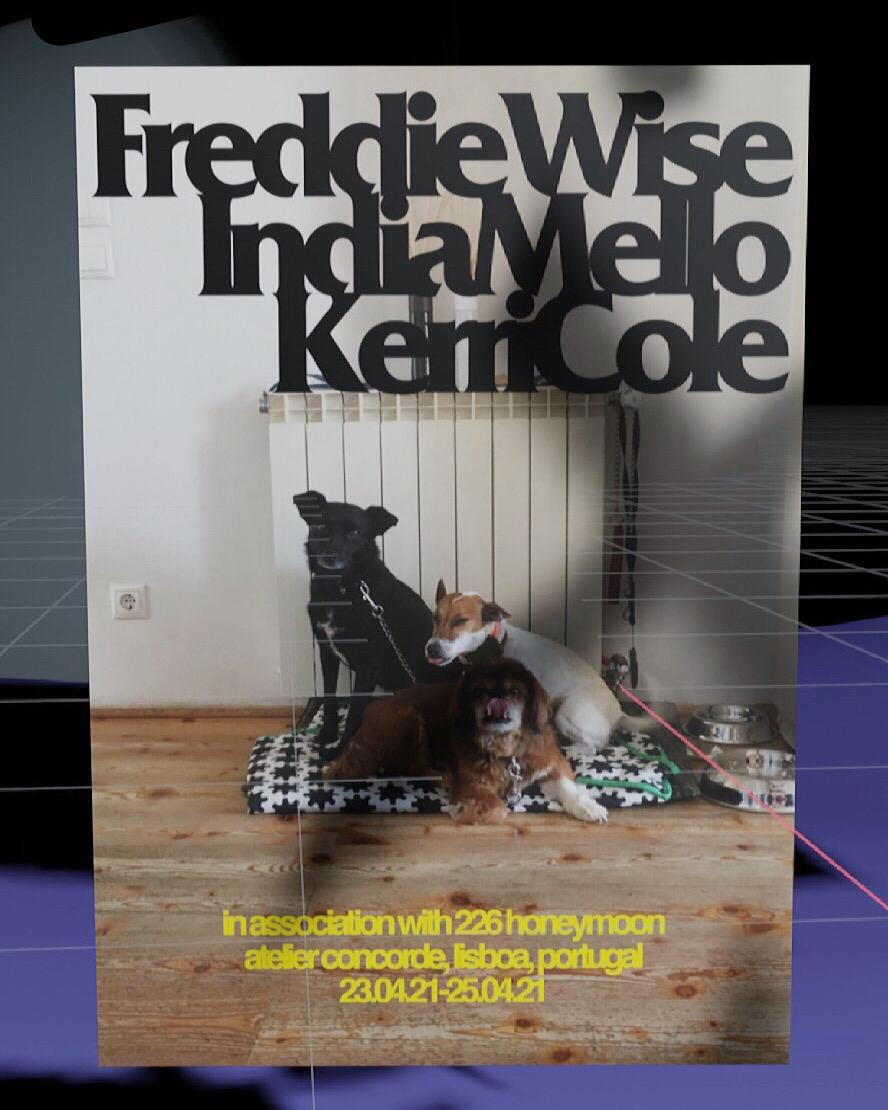 Freddie Wise, India Mello, Kerri Cole