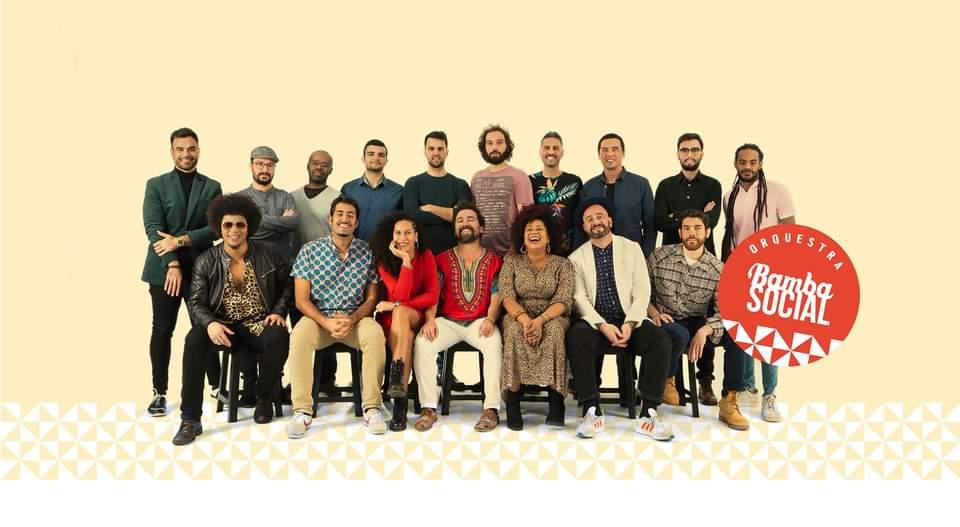 Orquestra Bamba Social - Teatro Sá da Bandeira