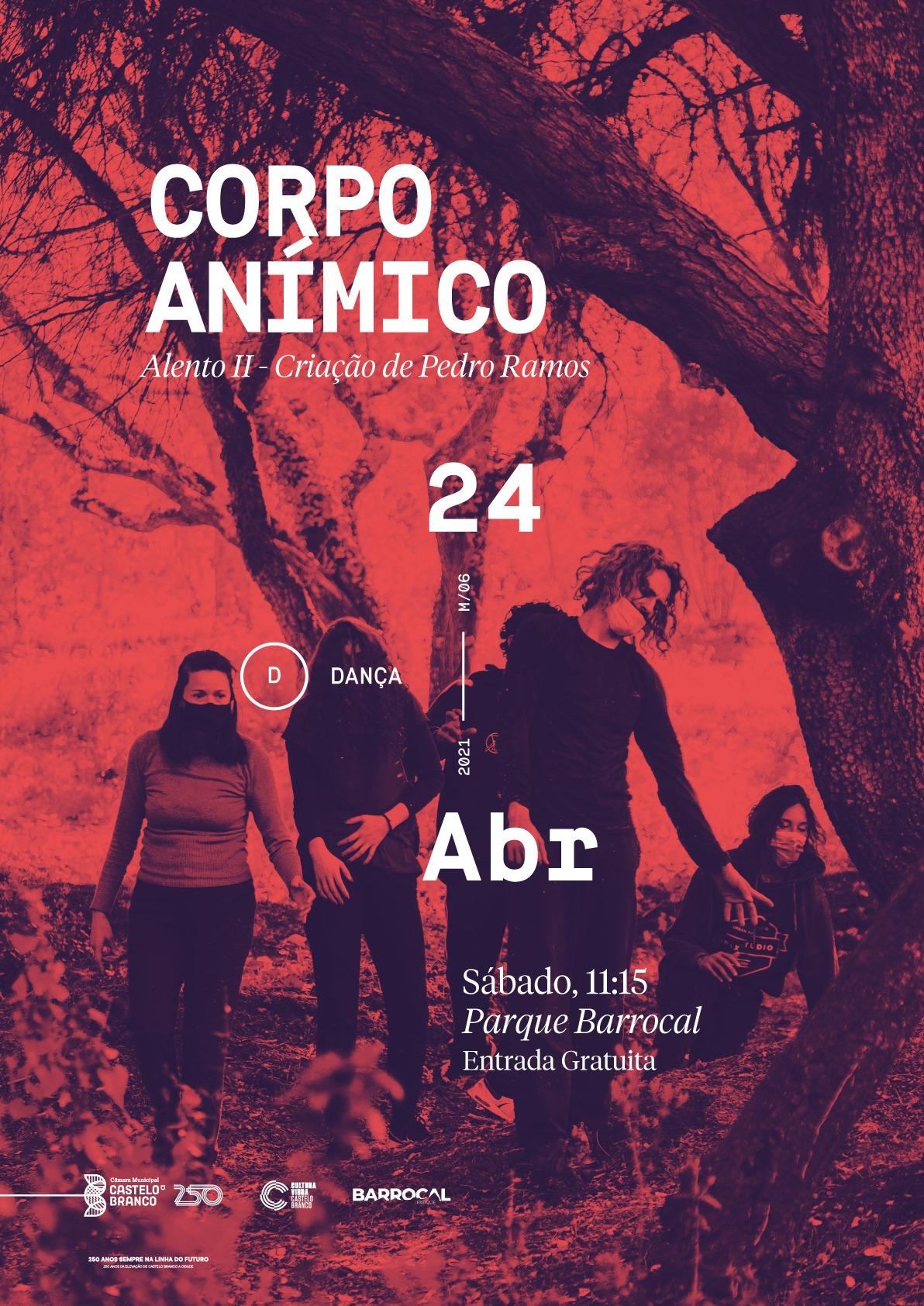 Corpo Anímico - de Pedro Ramos