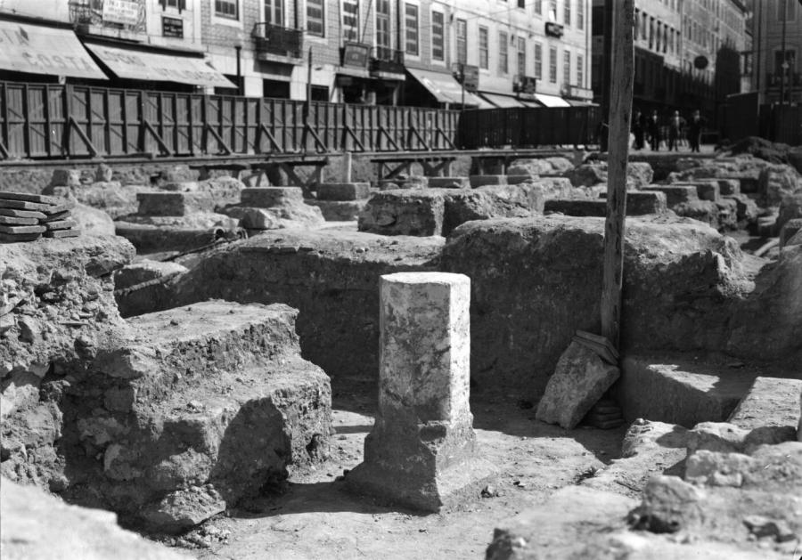 Pedras que fazem a história de Lisboa