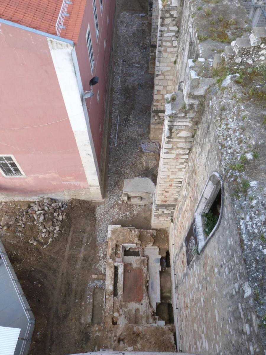 Convento do Carmo: das ruínas ao terraços