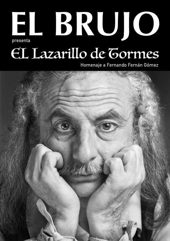 EL LAZARILLO DE TORMES, Rafael Alvarez