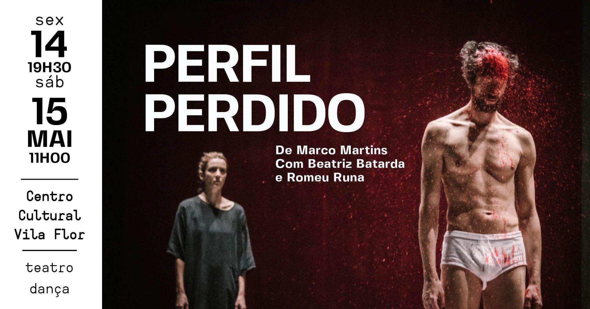 Perfil Perdido • Marco Martins