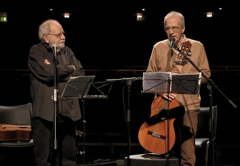 Francisco Fanhais e Manuel Freire - 'Cantar Abril'