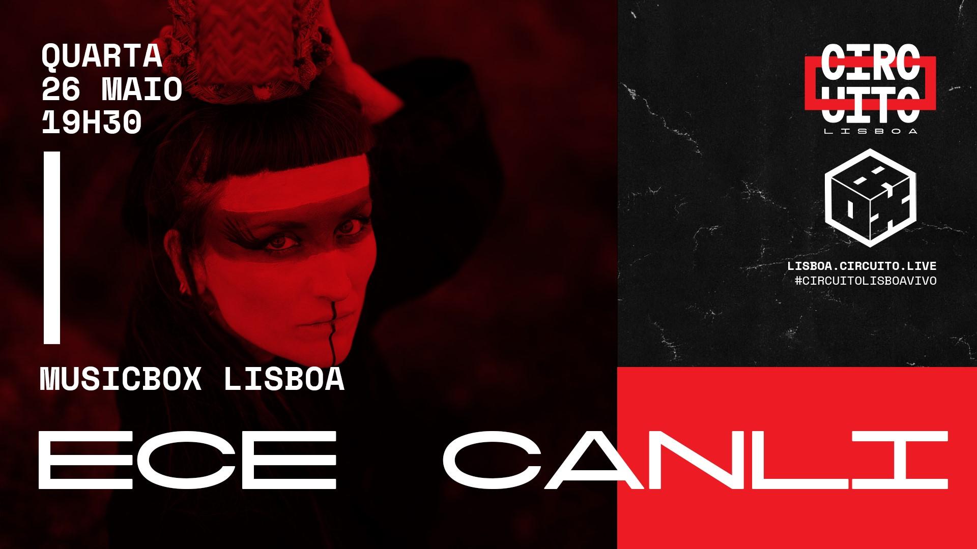 Ece Canlı | Circuito Lisboa