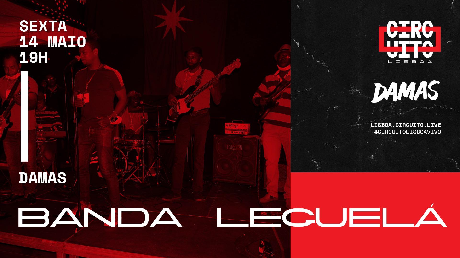 Banda Leguelá (ESGOTADO)