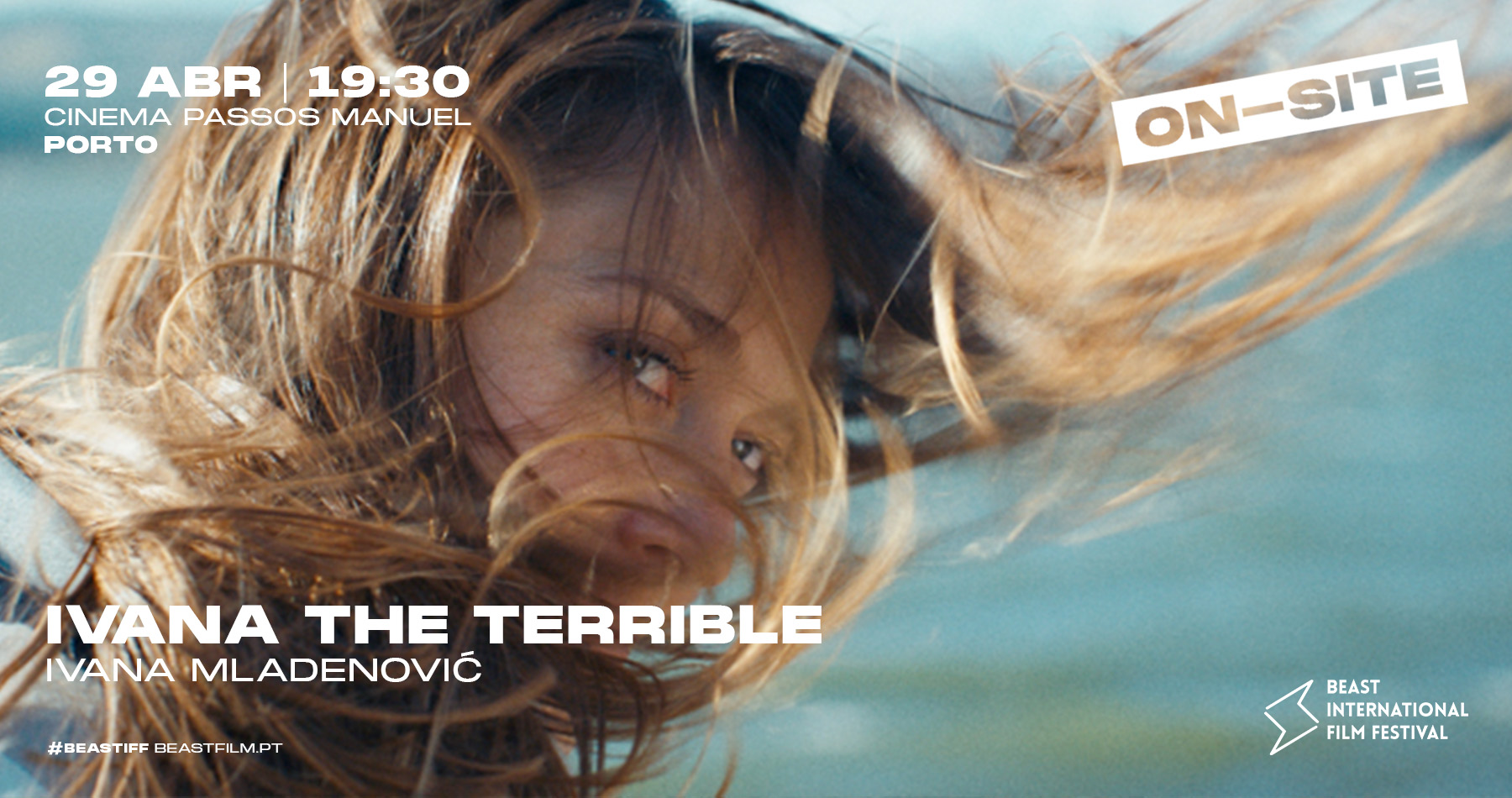 BEAST IFF ON-SITE #1 | Ivana The Terrible