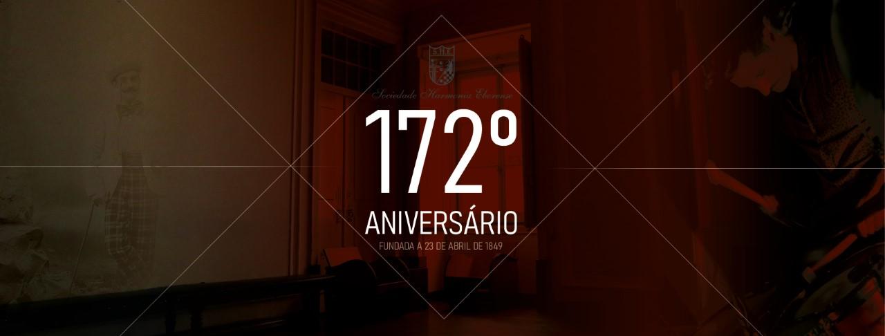 172º Aniversário da Sociedade Harmonia Eborense