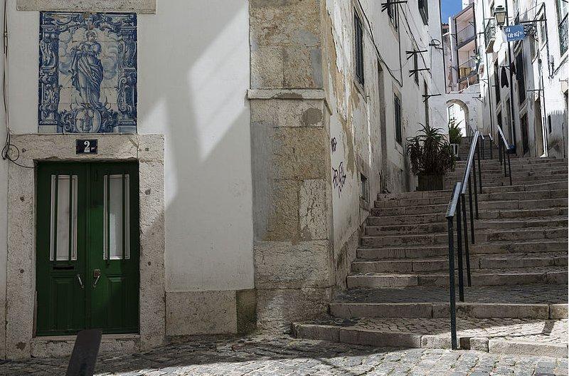 Percorrer Lisboa