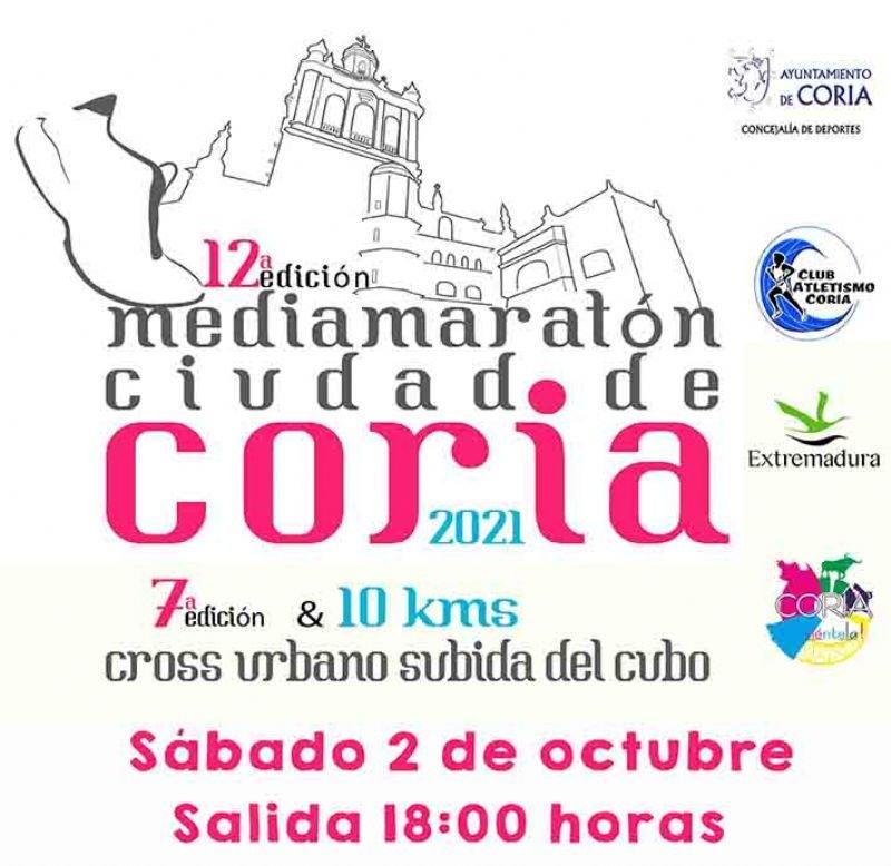 """VII Media Maratón """"Ciudad de Coria"""""""
