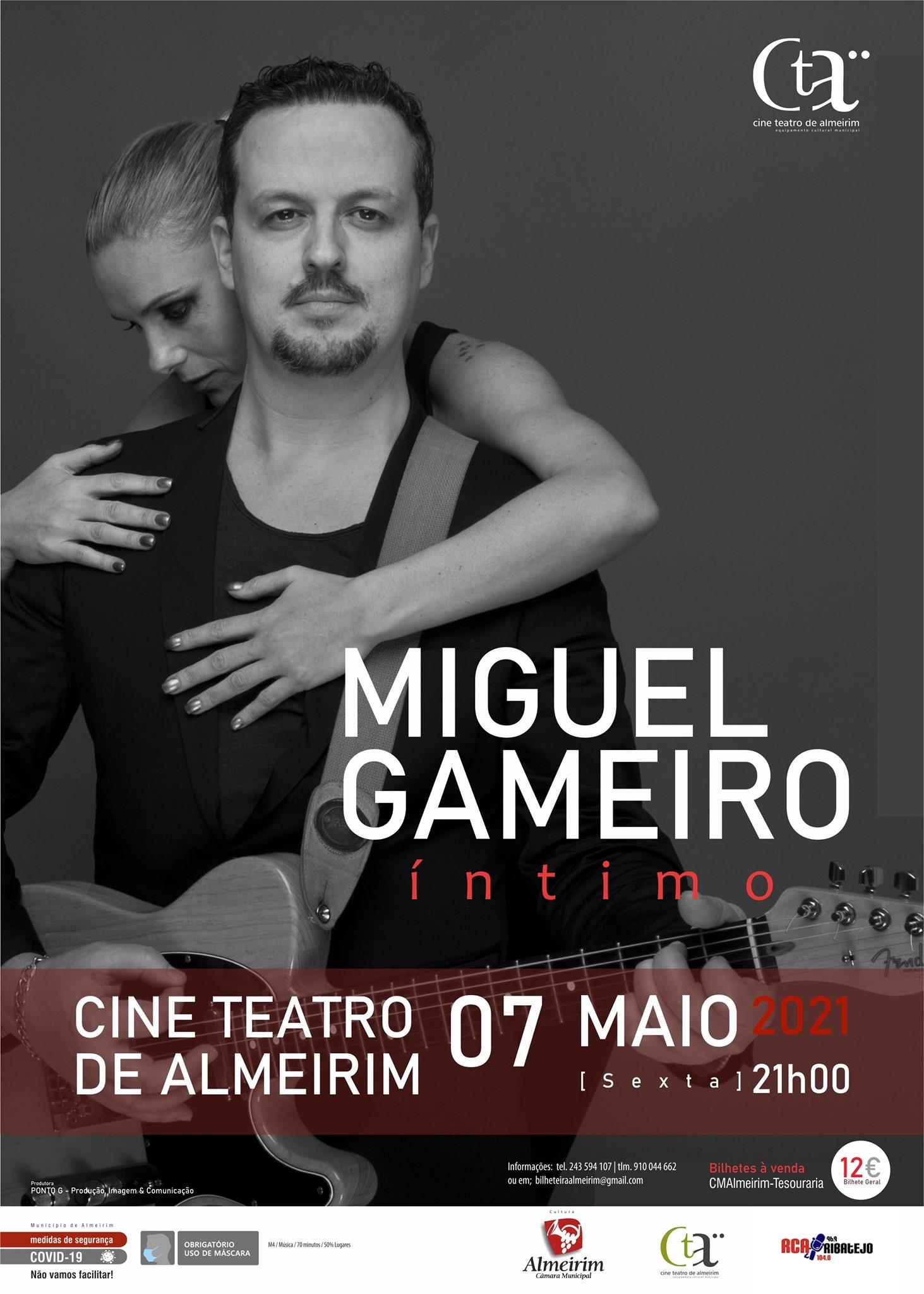 Miguel Gameiro - 'Intimo'