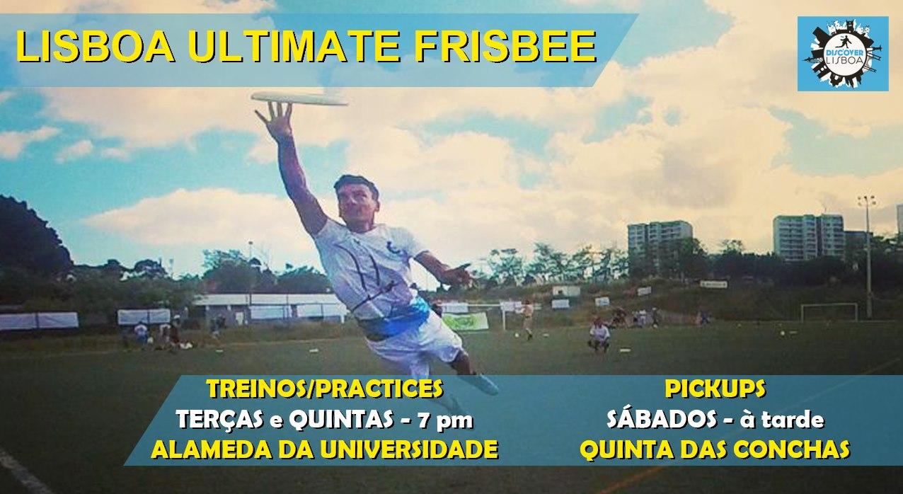 Lisbon Ultimate Frisbee Training - 7 (2021)