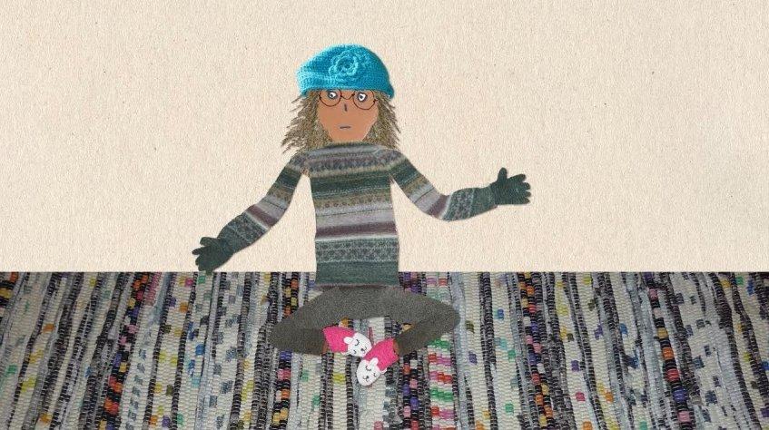 Mas que grande animação - 'Um chapéu ao vento'