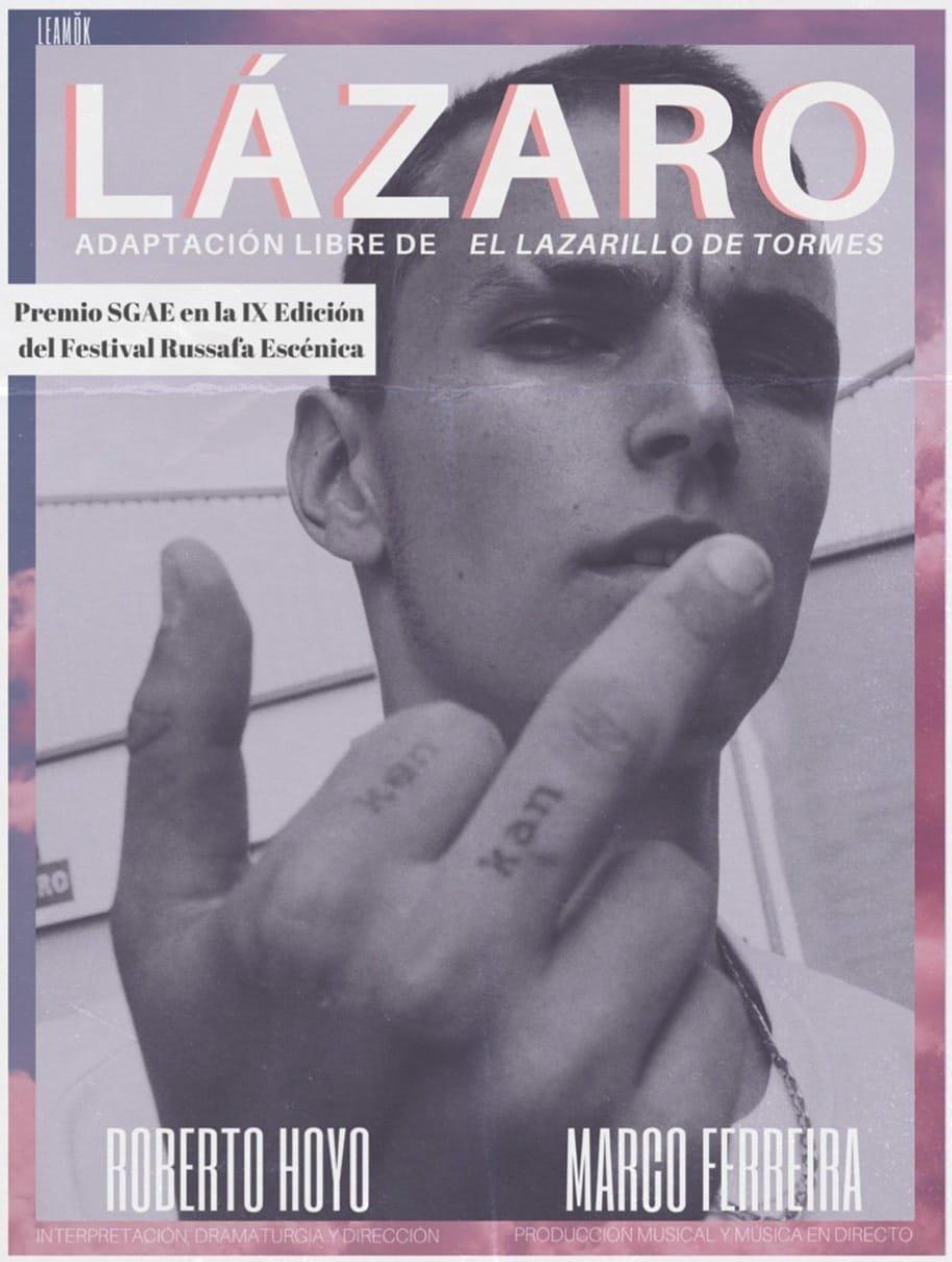 Danza: «Lázaro»