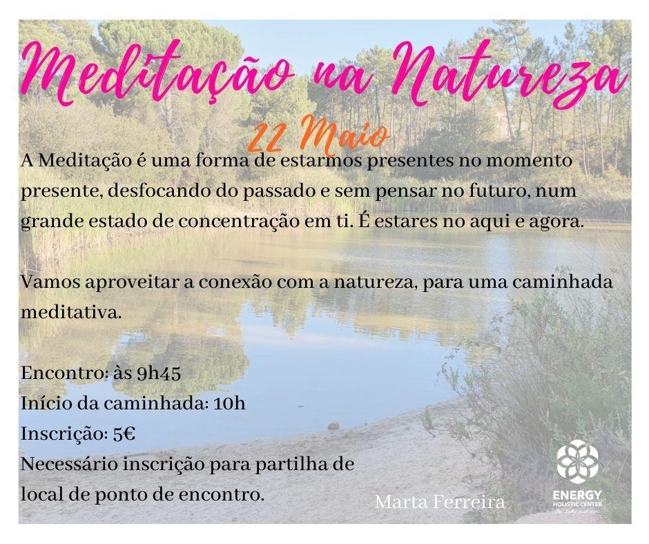 Caminhada Meditativa 22 Maio
