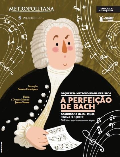 A Perfeição de Bach | Histórias da Formiga Rabiga