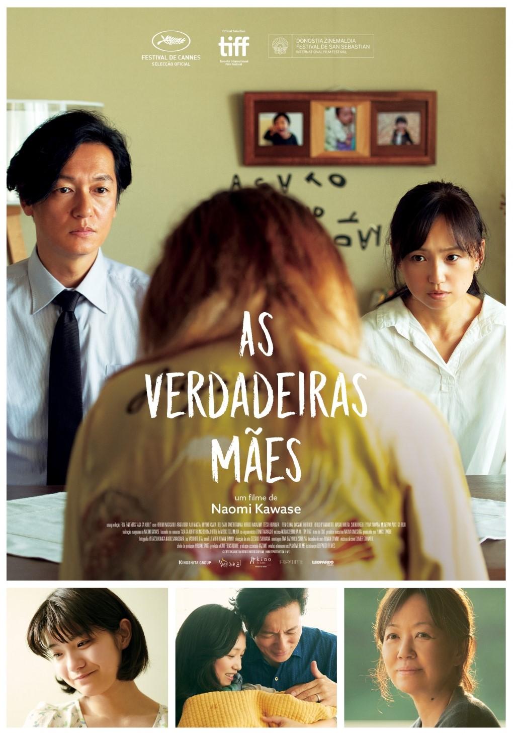 Cinema | AS VERDADEIRAS MÃES